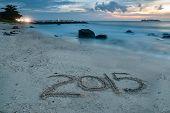 2015 Written On Sand