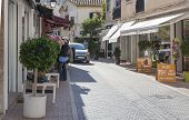 Street View In Port D'andratx. Low Season Sales