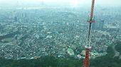 View of the metropolis