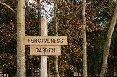 Forgiveness Garden