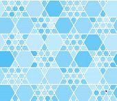 Tangled Eastern Pattern