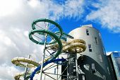 Water Attraction Park In Druskininkai Spa City