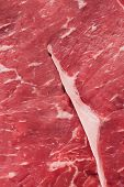 Fresh Meat Texture Close-up