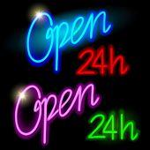 Neon Open 24H