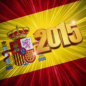 2015 - Spanish Flag
