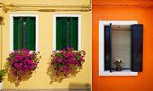 Window From Burano