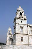 KOLKATA,INDIA - NOVEMBER 27: Victoria Memorial building in Kolkata, West Bengal, India on November 27,2012.