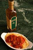 Spaghetti & Oil