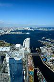 pic of minato  - Yokohama Minato Mirai 21 - JPG