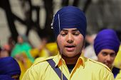 foto of turban  - Los Angeles CA  - JPG