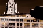 image of gory  - University at Moscow Russia  - JPG