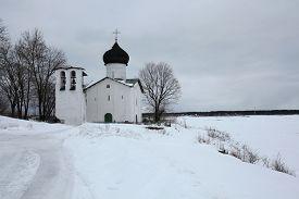 stock photo of prophets  - Russian winter - JPG