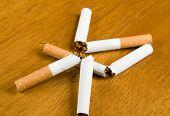Ich habe aufgehört, zu rauchen