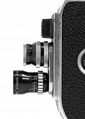 Old 8Mm Movie Camera