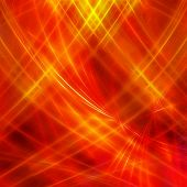 Fire design background
