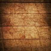 Cracked Wood Background