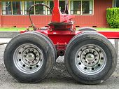 18 Wheeler Tires And Wheels