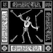 Ornate Black And White Skeleton