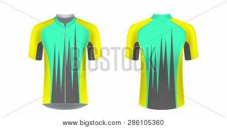 Cycling Uniform Templates Gaming Casual