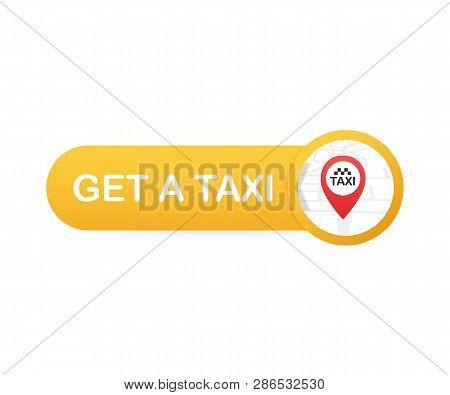 Get A Taxi Taxi Banner