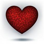 heart, vector eps8