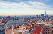 Skyline de Milão