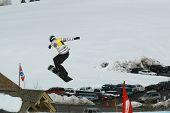 Snowboard Racer