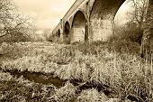 Hockley Railway Viaduct Winchester