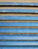 Grunge Blue Lines Background