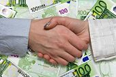 Eurozone Deal Concept