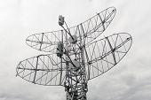military mobile radar