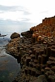 Giants Causeway Rocks