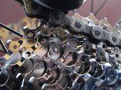 Mountainbike Rear Cassette