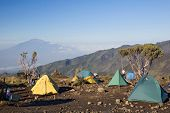 Kilimanjaro Shira Hut Camp