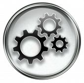 Tools Icon Grey