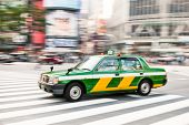 Tokyo By taxi