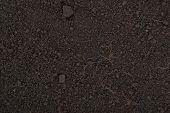 Black soil texture