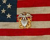 Bandeira da Marinha Pin