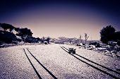 railway to the mountain