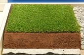 Synthetic Grass Layers