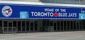 Rogers Centre Stadium in Toronto