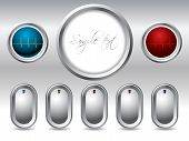 Cool Buttons With Display And Ekg Buttons