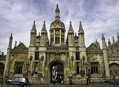 King ' s College Cambridge capilla