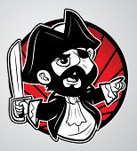 pic of buccaneer  - pirated  - JPG