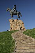 The Rider, Windhoek