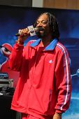 Snoop Dogg at the TURBO-Charged Party and Surprise Snoop Dogg Concert, LA Live, Los Angeles, CA 06-1