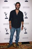 Ignacio Serricchio at the Daytime Emmy Nominees Reception presented by ATAS, Montage Beverly Hills,