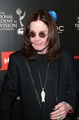 Ozzy Osbourne at the 40th Annual Daytime Emmy Awards, Beverly Hilton Hotel, Beverly Hills, CA 06-16-