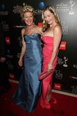 Alley Mills, Jennifer Gareis at the 40th Annual Daytime Emmy Awards, Beverly Hilton Hotel, Beverly H