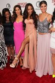 Judy Reyes, Ana Ortiz, Dania Ramirez and Roselyn Sanchez at the